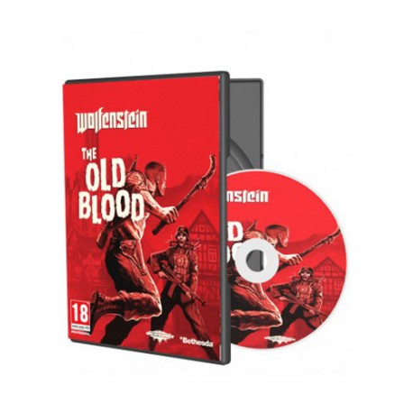 Wlofenstein The Old Blood