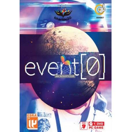 بازی کامپیوتر Event 0