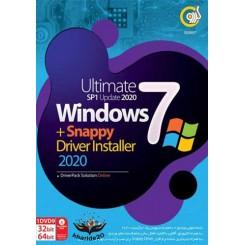 ویندوز Windows 7 +Snappy Driver 2020 (قیمت پشت جلد 25500 هزار تومان)