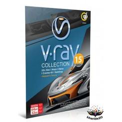 نرم افزار V_Ray 2021 (قیمت پشت جلد 25500 هزار تومان)