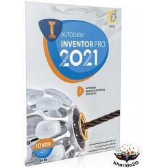 نرم افزار AUTODESK INVENTOR PRO 2021 (قیمت پشت جلد 25500 هزار تومان)