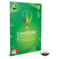 نرم افزار وبرنامه کرل Corel Draw 2020 (قیمت پشت جلد 25500 هزار تومان)