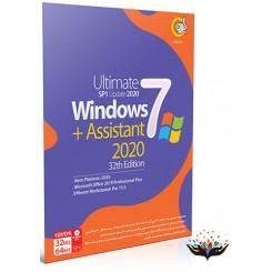 ویندوز Windows7+Assistant 2020 (قیمت پشت جلد 25500 هزار تومان)