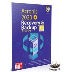نرم Acronis 2020+Recovery & Backup(قیمت پشت جلد 25500 هزار تومان)