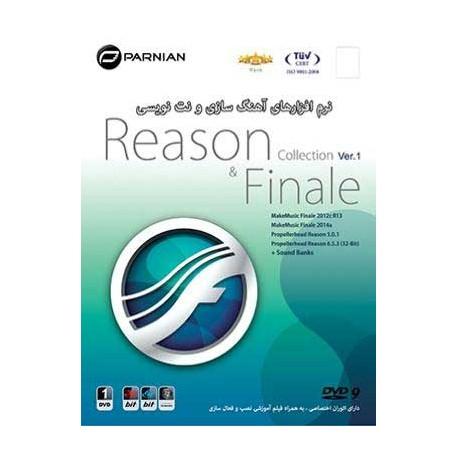 نرم افزار Reason & Finale Collection Ver.2