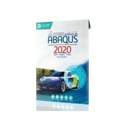 نرم افزار شبیه سازی صنعتی Abaqus 2020 64Bit