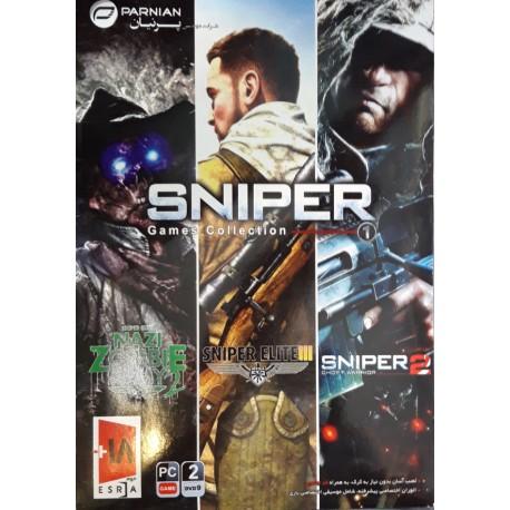 مجموعه بازی های تک تیر انداز | Sniper Collections