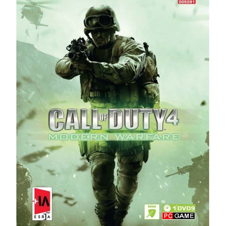 بازی CALL OF DUTY MODERN WARFARE 2 برای کنسول XBOX 360
