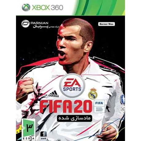 بازی FIFA20 ایکس باکس 360