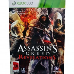 بازی Assassins Creed revelation ایکس باکس 360