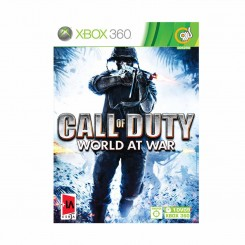 بازی call of duty world at war ایکس باکس 360