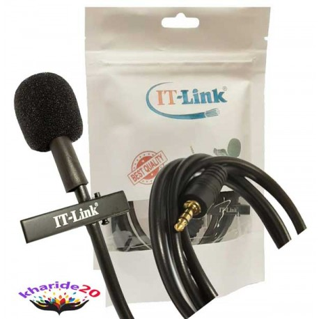 میکروفون یقه ای طرح اورجینال IT - LINK