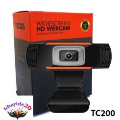 وب کم و میکروفون تکسا DIGITAL WEBCAM TECSA TC200