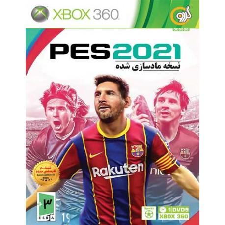 بازی pes 2020 xbox360