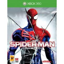 بازی ایکس باکس 360 spider-man friend foe