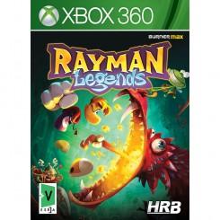 بازی Rayman Legends مخصوص xbox 360