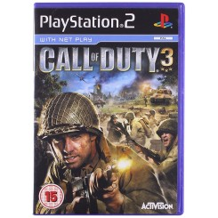 بازی Call of Duty 3 (PS2)