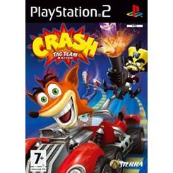 بازی crash tag team (PS2)