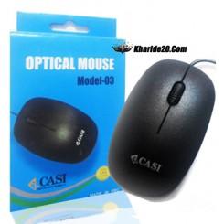 موس اوپتیکال CASI Model - 03