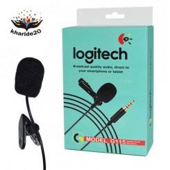 میکروفون یقه ای لاجیتک LOGITECH G115 سیم دار