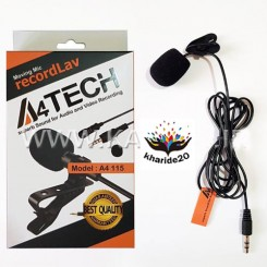 میکروفون یقه جعبه دار A4 TEACH A4-115