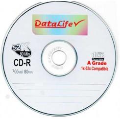 CD دیتا لایف DATA LIFE JPT سی دی خام