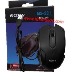 موس طرح Sony مدل MS-331