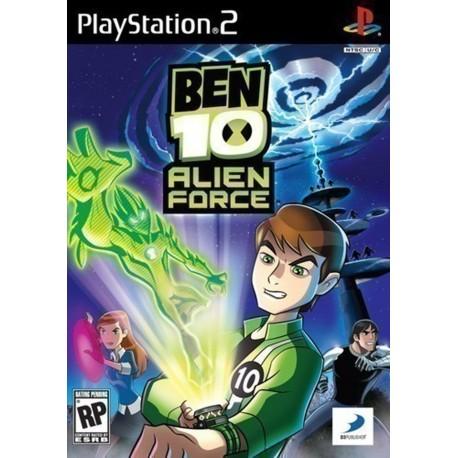 مجموعه بازی های فلش بن تن 6 | BEN 10