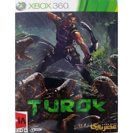 بازی Turok XBOX 360 عصر بازی