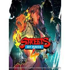 بازی کامپیوتر Streets of rage 4