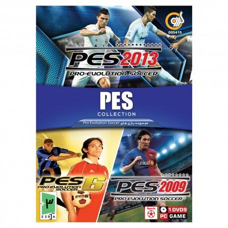 بازی کامپیوتری PES 2021 قیمت پشت جلد 550000 ریال