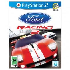 بازی Ford Racing 2 برای PS2 نشر گردو