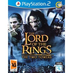 بازی 2 The Lord Of The Rings مخصوص PS2 نشر گردو