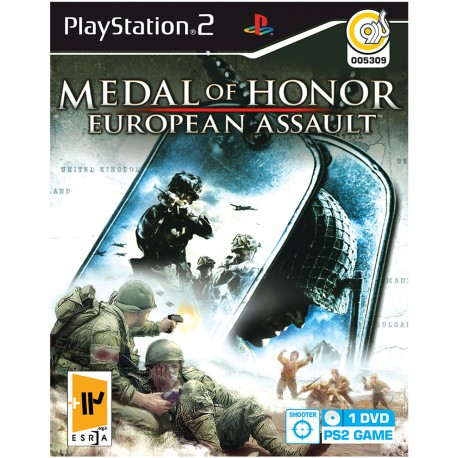 بازی گردو Medal Of Honor Frontline مخصوص PS2