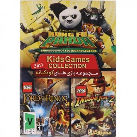 بازی مجموعه بازیهای کودکانه | Kids Collection Vol.2