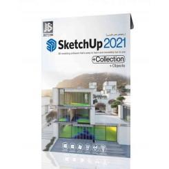 نرم افزار SketchUp 2021 + Collection شرکت jb