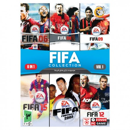 بازی فیفا15 fifa15