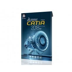 نرم افزار نرم افزار Catia V5-6R2018 جی بی تیم
