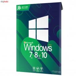 ویندوز کالکشن Windows Collection 7 / 8.1 /10 شرکت جی بی