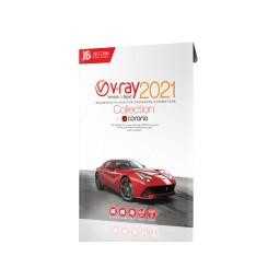 نرم افزار جی بی Vray Collection 2021