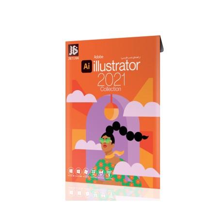 نرم افزار فتوشاپ و ایلاستریتور 2021 |Photoshop&Illustrator CC 2021