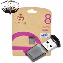 فلش مموری 8 گیگ Queen مدل FINE