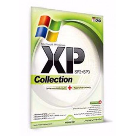 Windows XP Collection SP2+ SP3